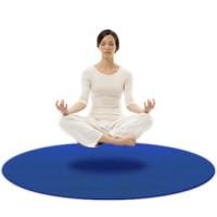 yogamat mandala